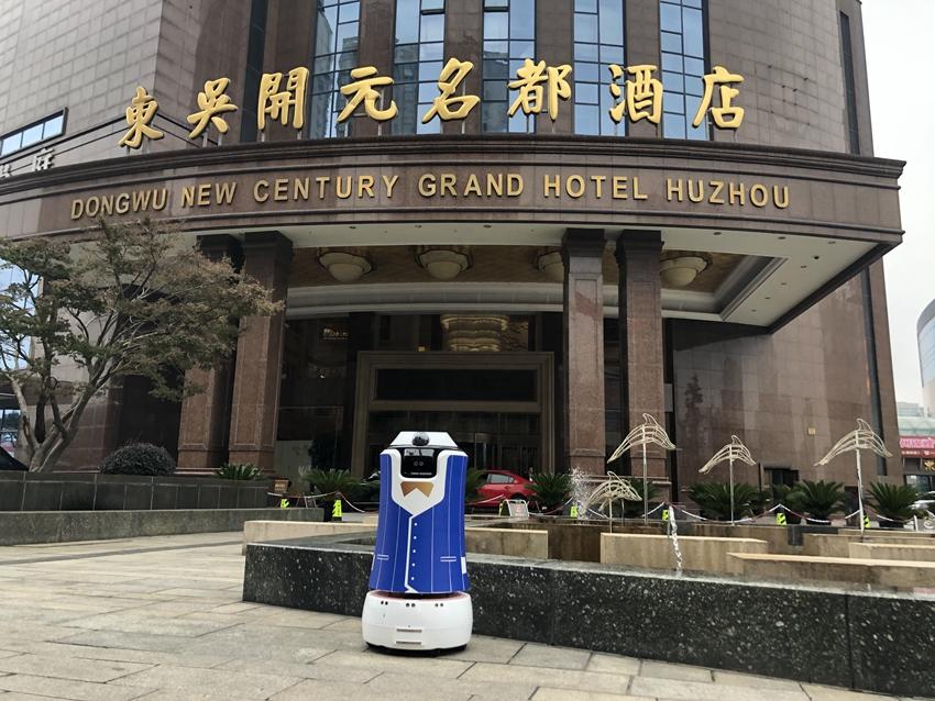 机器人的行业应用