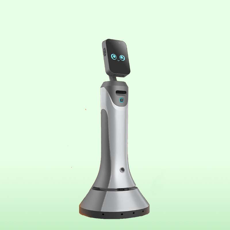 小秘迎宾机器人