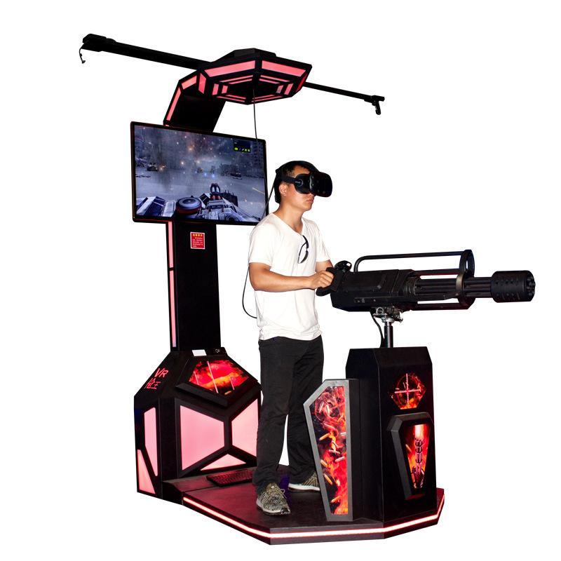 VR加特林