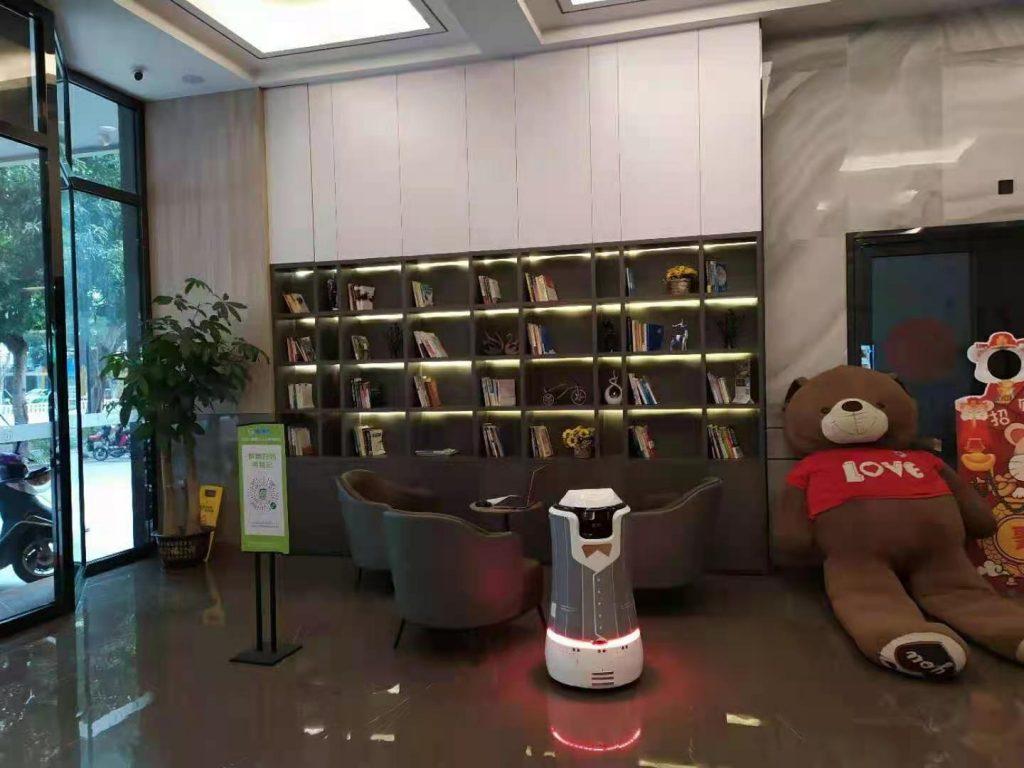 阳江悦峰酒店(百利广场店)