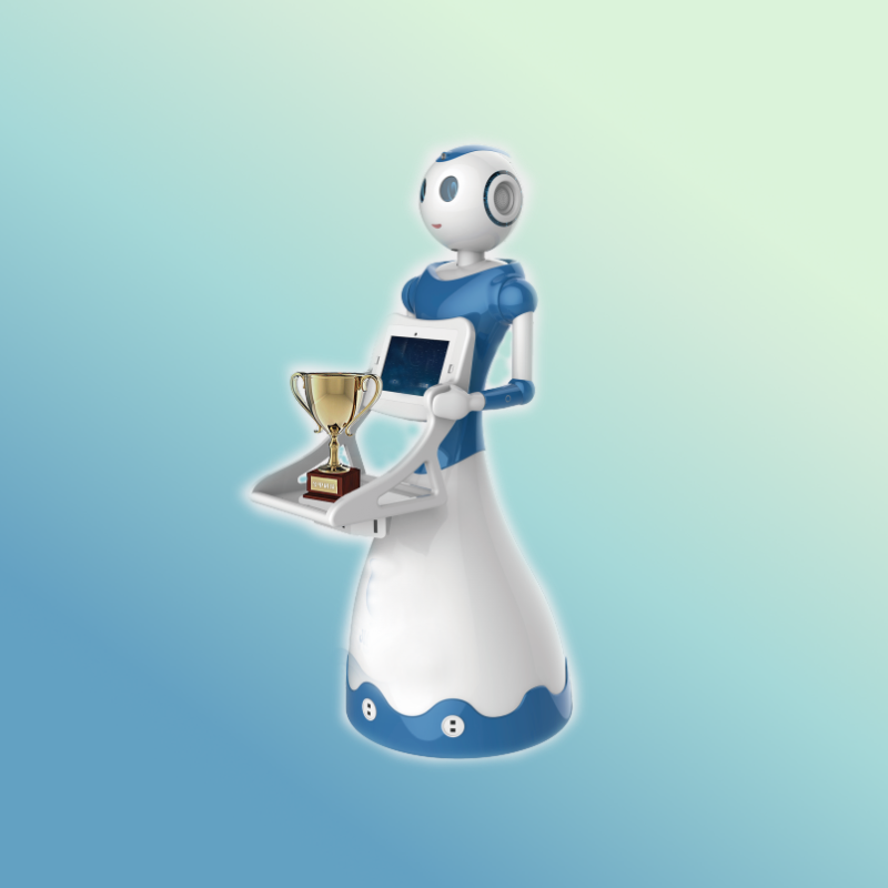 多功能商务机器人