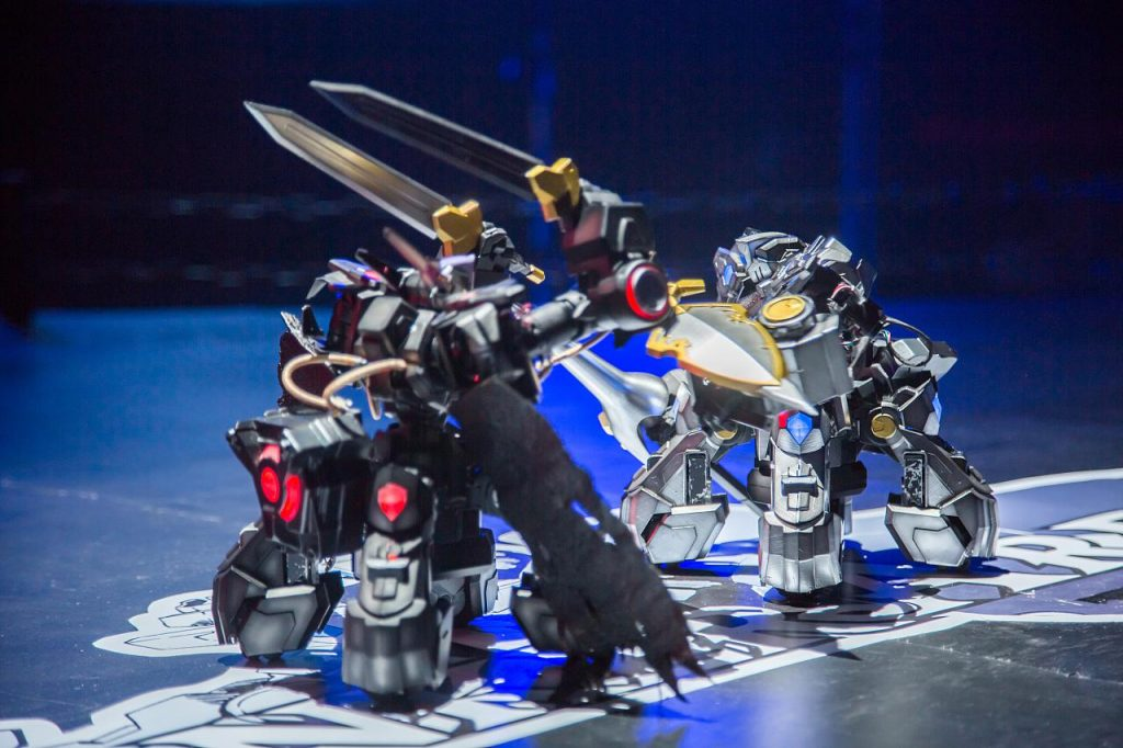 格斗机器人